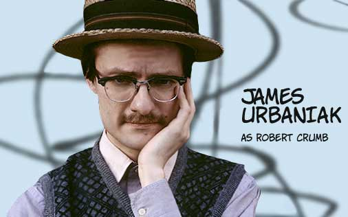 james urbaniak sex and the city in Albuquerque