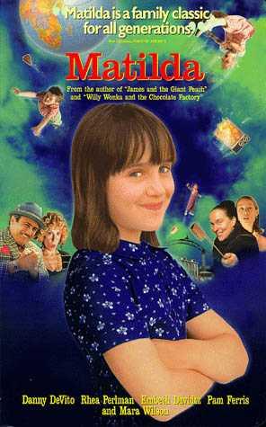 Nostalgiaville: Matilda | No More Popcorn