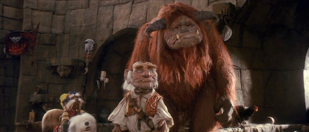 Nostalgiaville: Labyrinth | No More Popcorn Labyrinth Cast