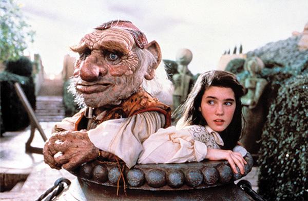 Nostalgiaville: Labyrinth | No More Popcorn Labyrinth Cast
