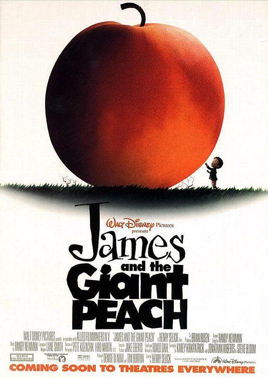 James and the Giant Peach / ჯეიმსი და გიგანტური ატამი