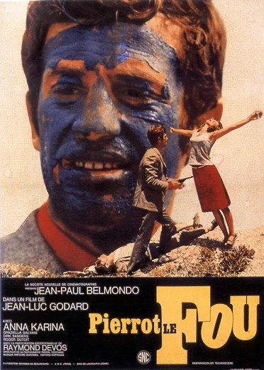 pierrot le fou art and you Paintings in pierrot le fou - an interesting and thorough annotated pictorial essay on the numerous works of art (this movie was nominated for review by gruntz, who wondered don't you guys think pierrot le fou a bit strange 366 weird movies is a participant.